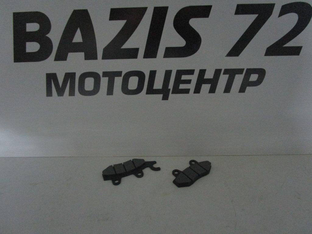 Запчасти для техники PM: Колодка тормозная правая 10906010280 в Базис72