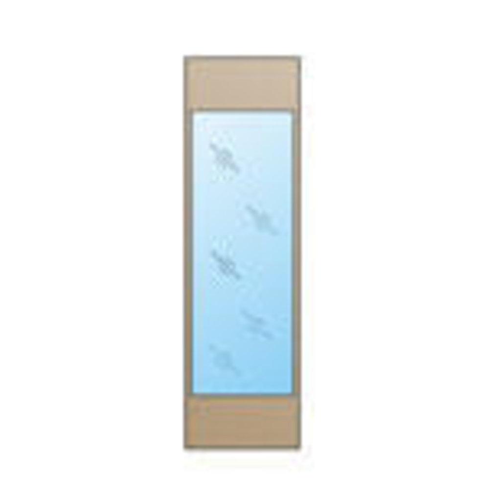 Мебель для прихожей Мелиса - композиция 1. Модули: Зеркало ЗР-802 Мелиса в Диван Плюс