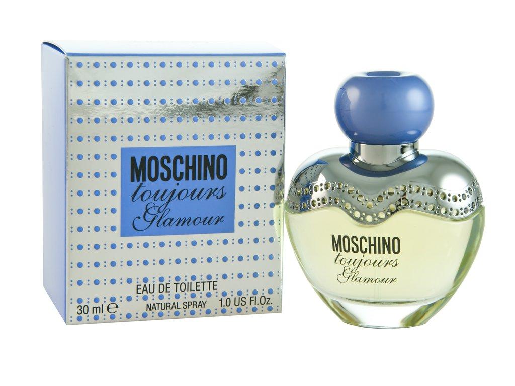 Moschino: Туалетная вода Moschino Toujours Glamour edt ж 30 ml в Элит-парфюм