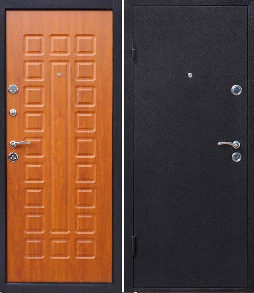 Двери Йошкар: Входная металлическая дверь Йошкар Золотистый дуб в Модуль Плюс