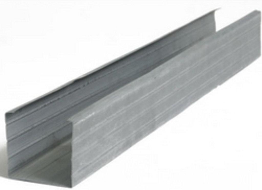 Профиль гипсокартонный: Профиль ПС (75*50) L=3м в 100 пудов