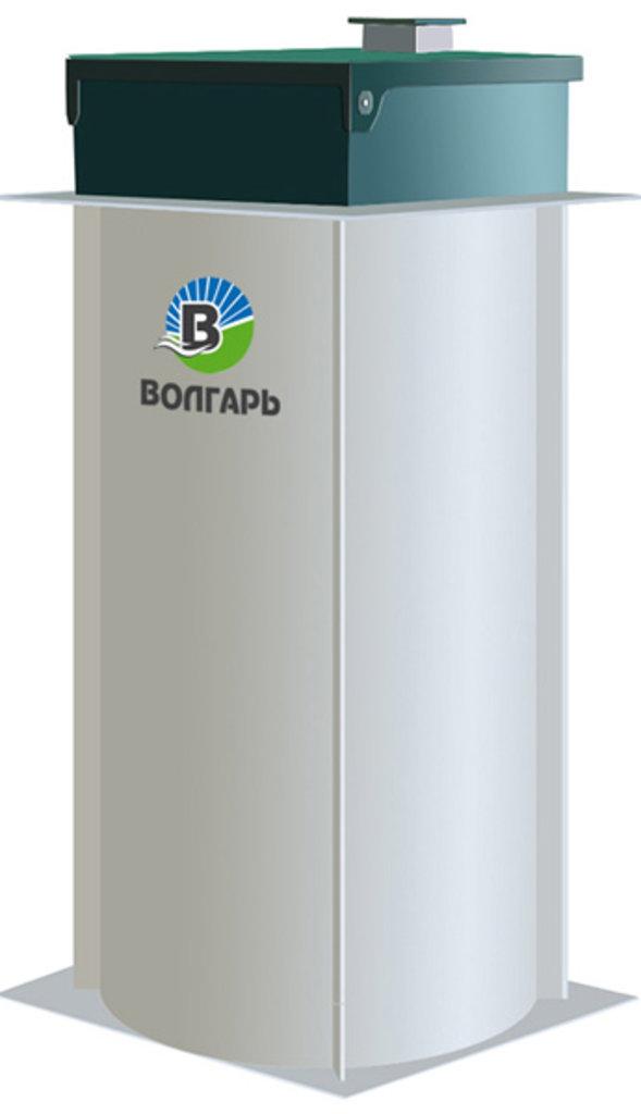 Септики «Волгарь»: Септик ВОЛГАРЬ 5-2500-П в Аквамарин, бурение скважин на воду в Вологде