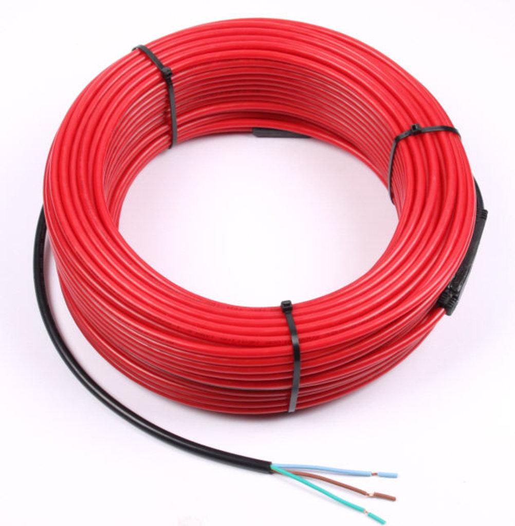 ТЕПЛОКАБЕЛЬ двужильный экранированный греющий кабель (Россия): кабель ТКД-1000 в Теплолюкс-К, инженерная компания