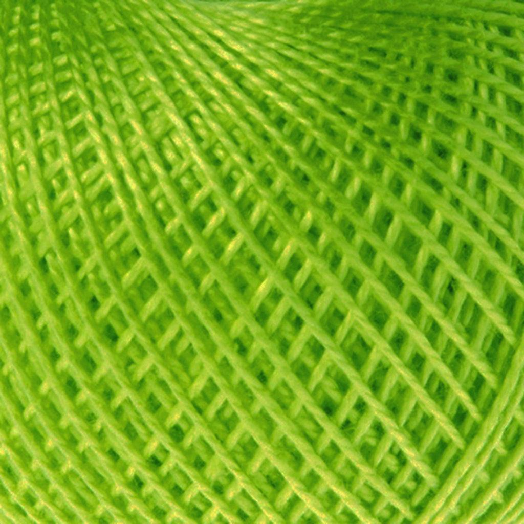 Ирис 25гр.: Нитки Ирис 25гр.150м.(100%хлопок)цвет 4706 салат в Редиант-НК