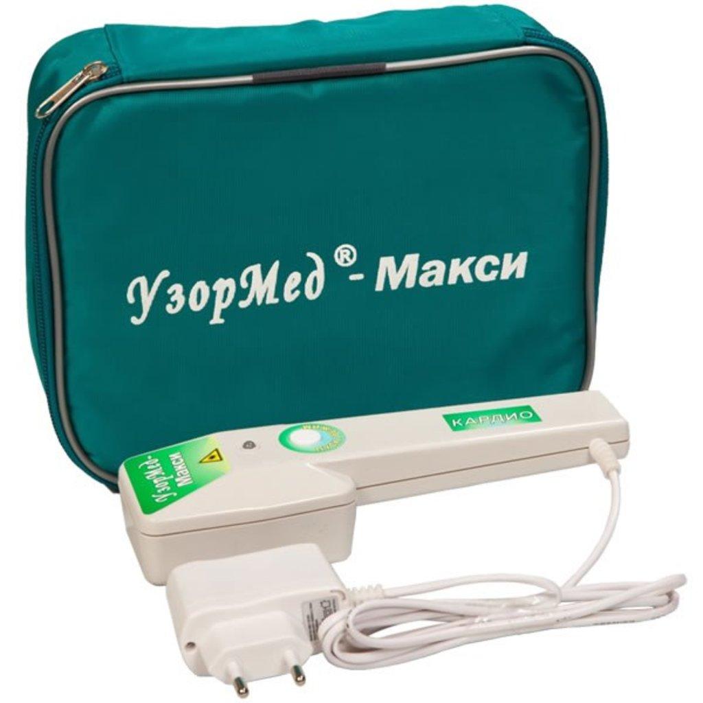 Аппараты лазерной терапии: Аппарат лазерной терапии Бином Узормед-Макси-Кардио в Техномед, ООО
