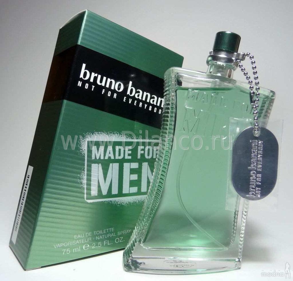 Bruno Banani: Bruno Banani Made for Man edt м 30 | 50 | 75 ml в Элит-парфюм