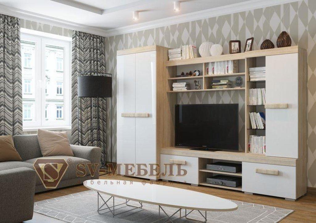 Гостиные: Мебель для гостиной Нота-22 в Диван Плюс