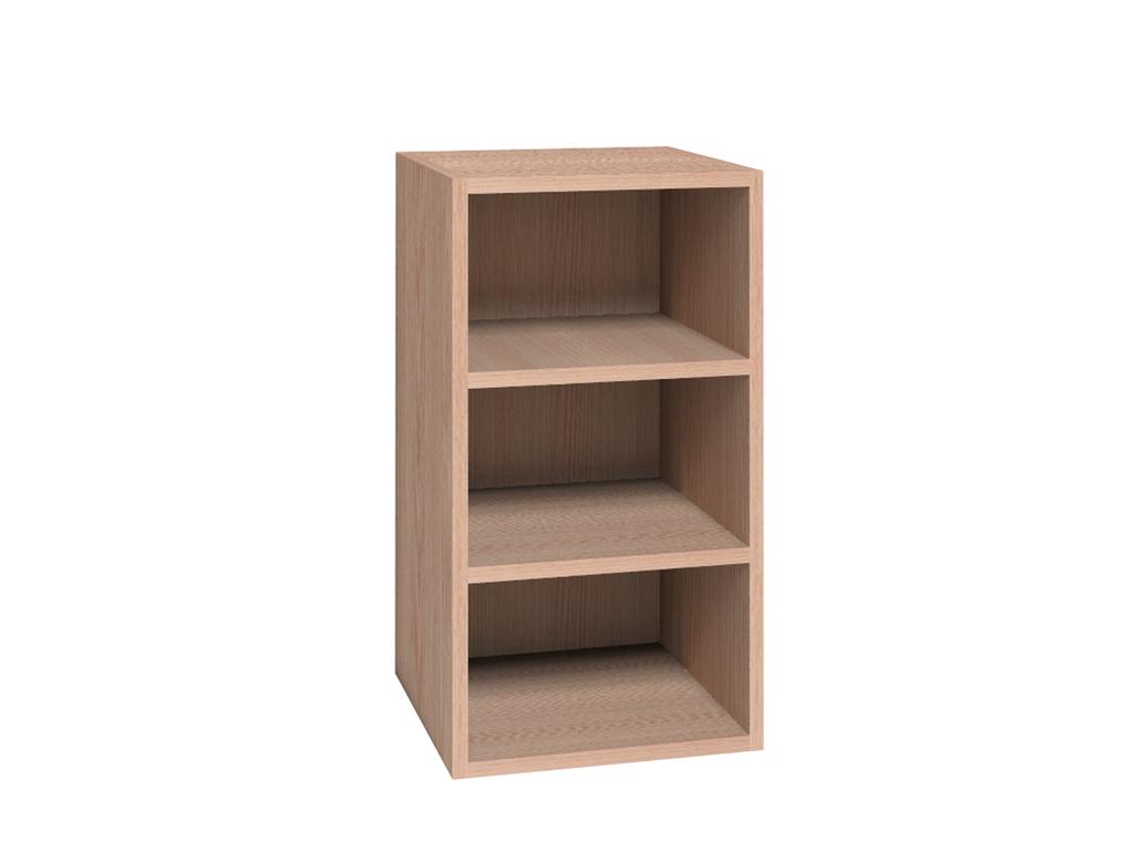 Детские шкафы и стеллажи: Стеллаж Калейдоскоп 1 в Стильная мебель