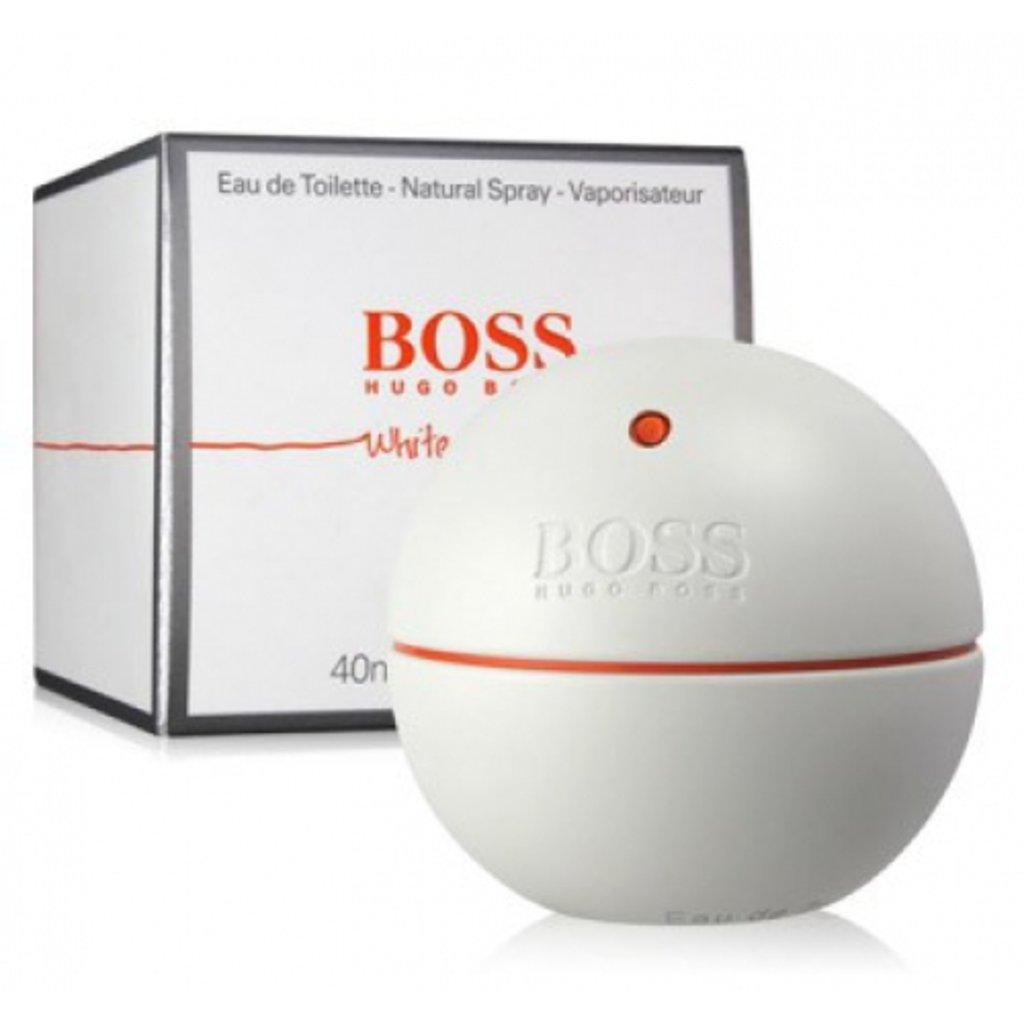 Boss: Boss In Motion White edt м 40 | 90 ml ТЕСТЕР в Элит-парфюм