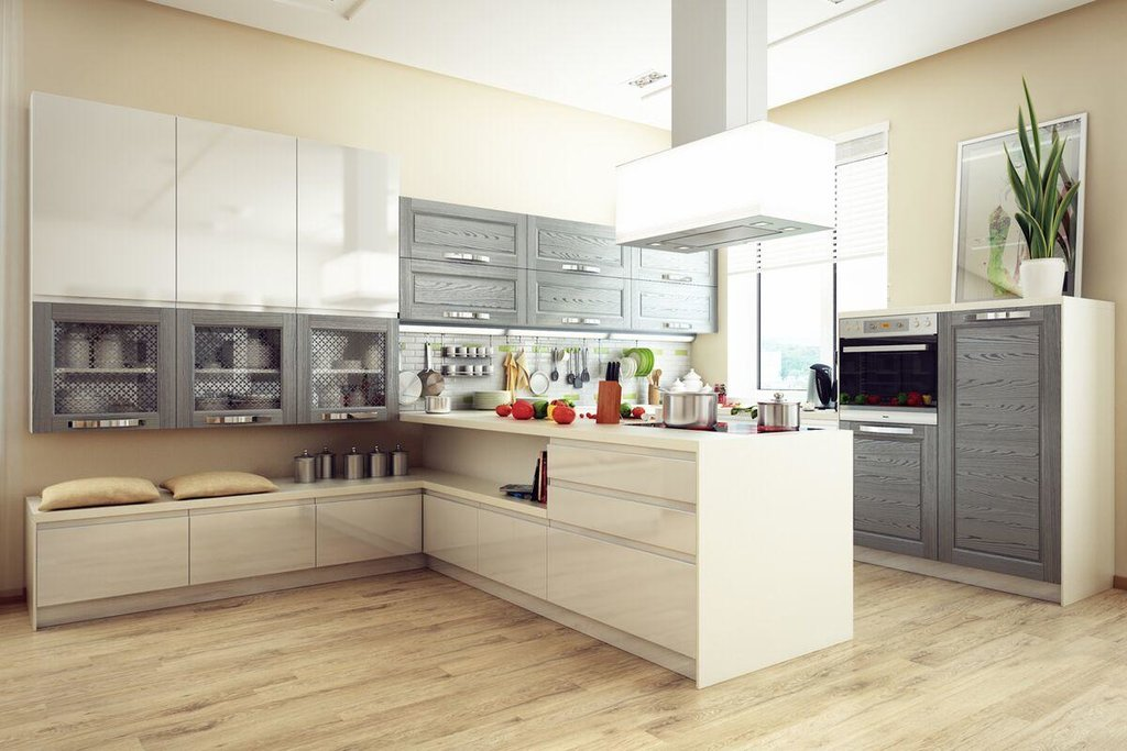 Кухни: Кухня Тоскана Гриджио в Модный интерьер