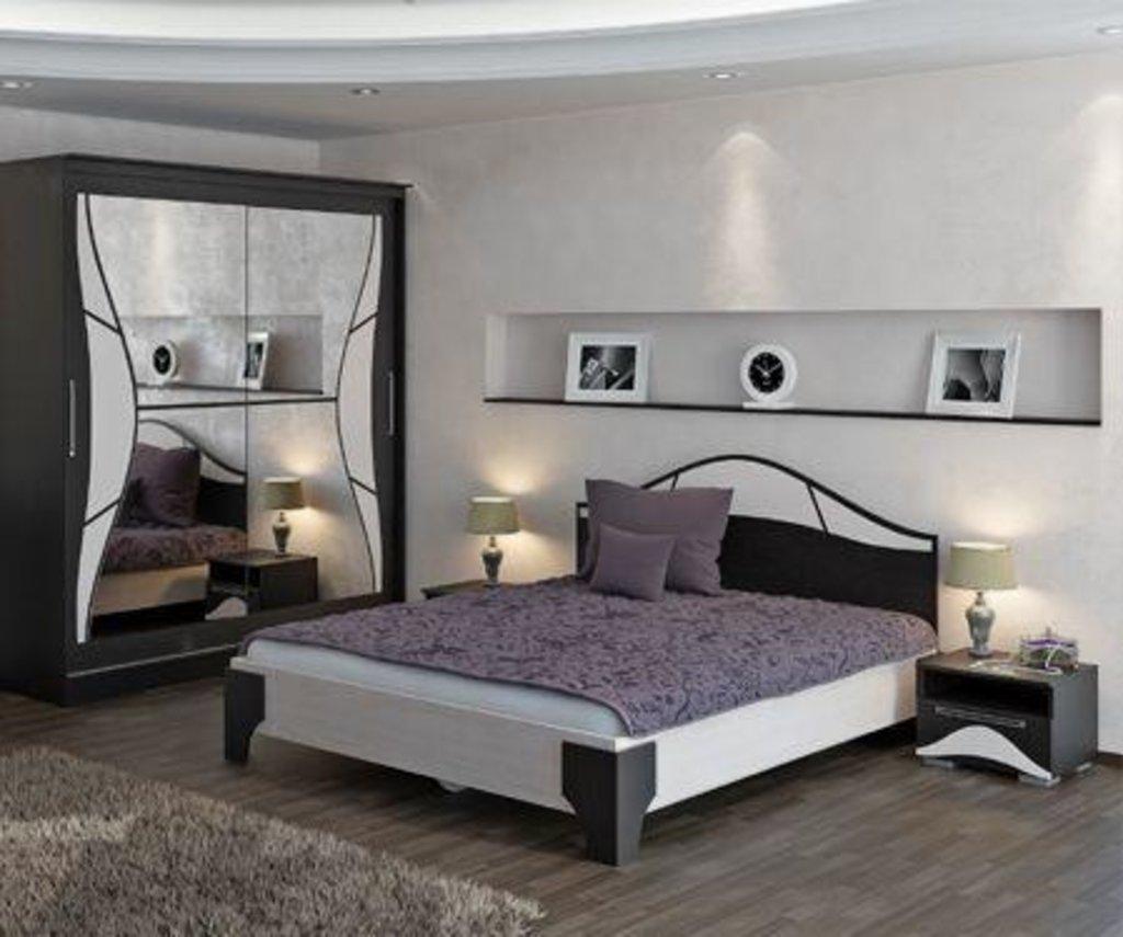 Модульная мебель в спальню Верона: Модульная мебель в спальню Верона в Стильная мебель