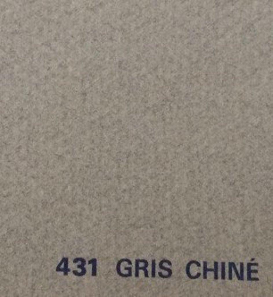 Бумага для пастели CANSON: Бумага для пастели Mi-Teintes 160г/м.кв 75*55см №431 Серый стальной,1лист в Шедевр, художественный салон