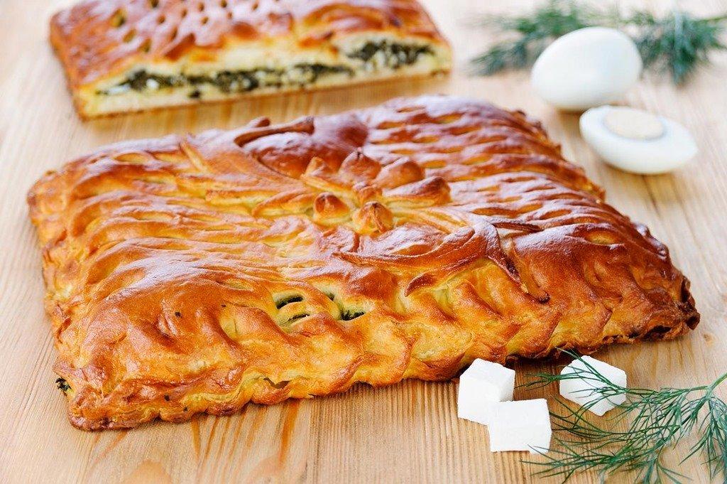 Меню: Пирог в Тортинка'фе, кафе, булочная-кондитерская