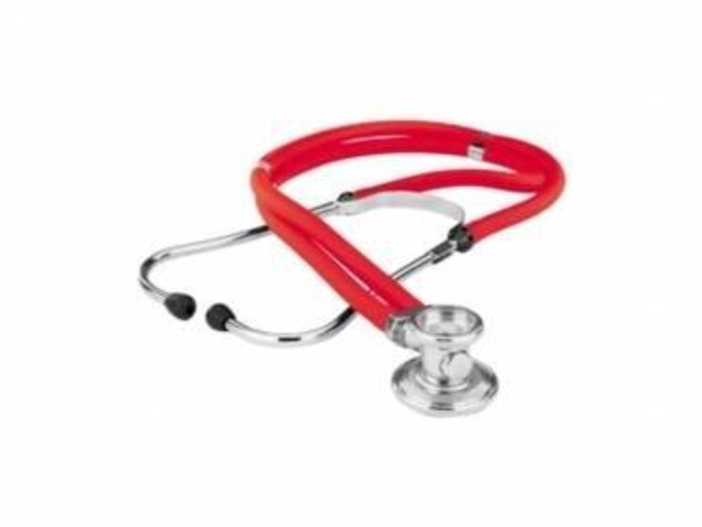 Стетоскопы: Стетоскоп KaWe Rapport (красный) 06.22500.012 в Техномед, ООО