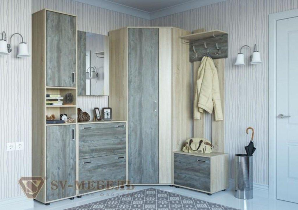 Мебель для прихожей Визит-1: Пенал Визит-1 в Диван Плюс