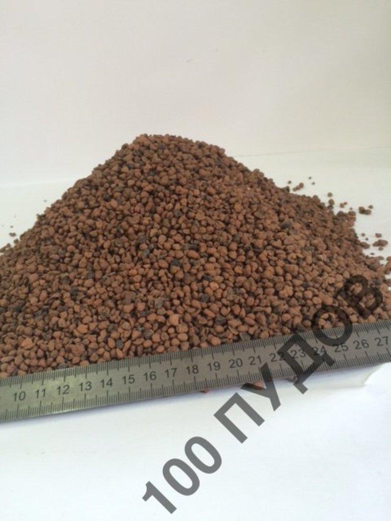 Керамзит, шунгизит: Керамзит фр.0-5 мм (мешок 38л) в 100 пудов