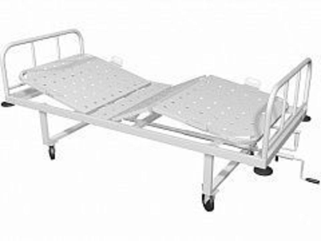 Медицинские кровати: Кровать КМ-04 в Техномед, ООО