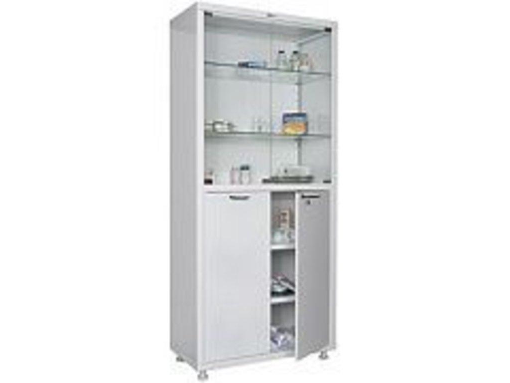 Шкафы медицинские металлические: Шкаф медицинский HILFE МД 2 1780/SG в Техномед, ООО