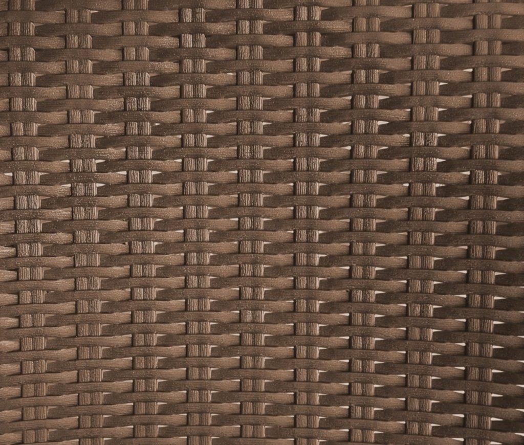 Комплекты мебели для летних кафе и ресторанов.: Обеденная группа SHT-DS21 (коричневая). в АРТ-МЕБЕЛЬ НН