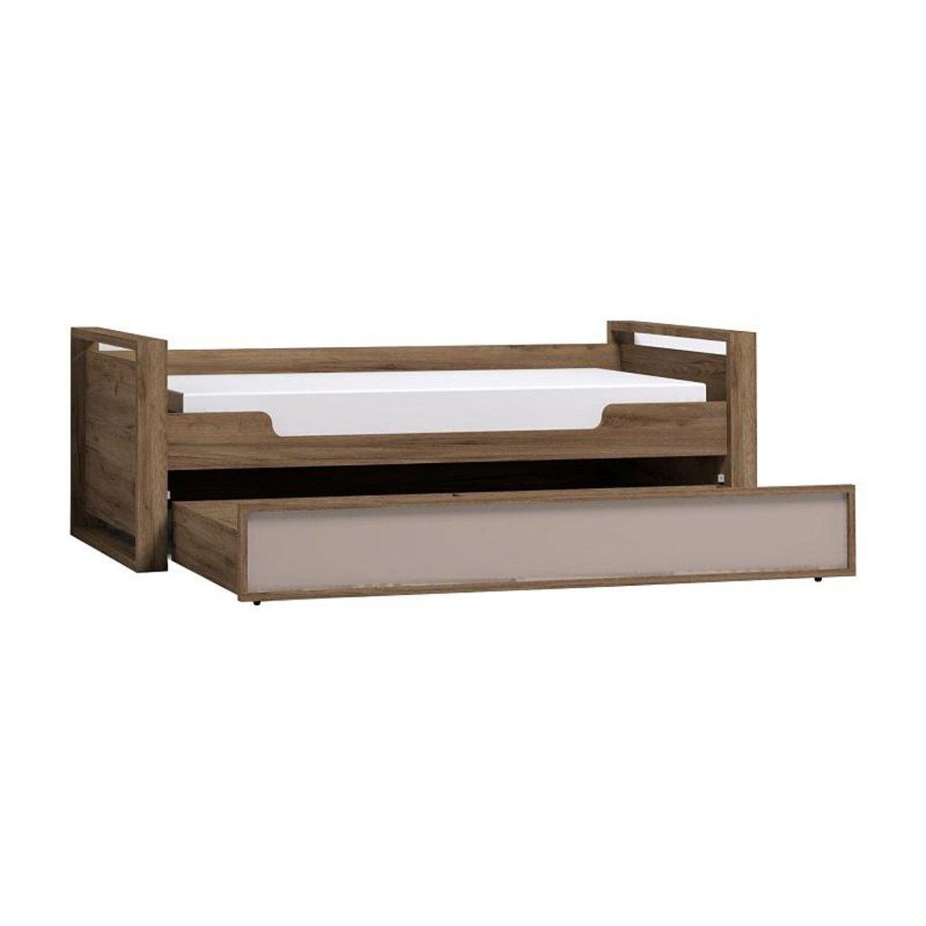 Детские и подростковые кровати: Кровать подростковая Nature 80 в Стильная мебель