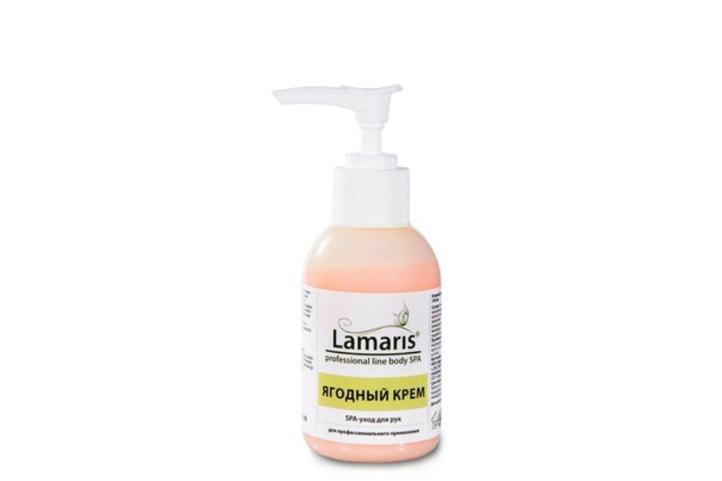 Кремы для рук и ног: Ягодный крем для рук, spa-уход Lamaris в Профессиональная косметика LAMARIS в Тюмени