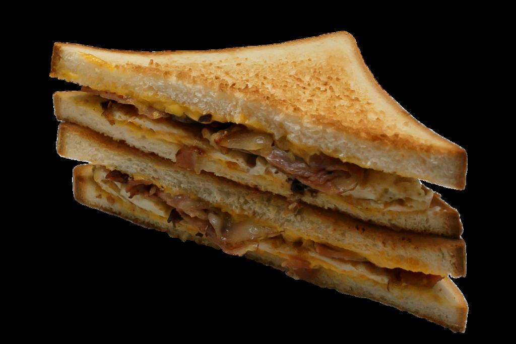 Сэндвичи: Сэндвич с Яйцом и Беконом в Cofi