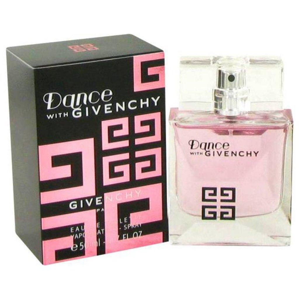 Givenchy: Givenchy Dance with Givenchy Туалетная вода edt ж 50 | 50 ml ТЕСТЕР в Элит-парфюм