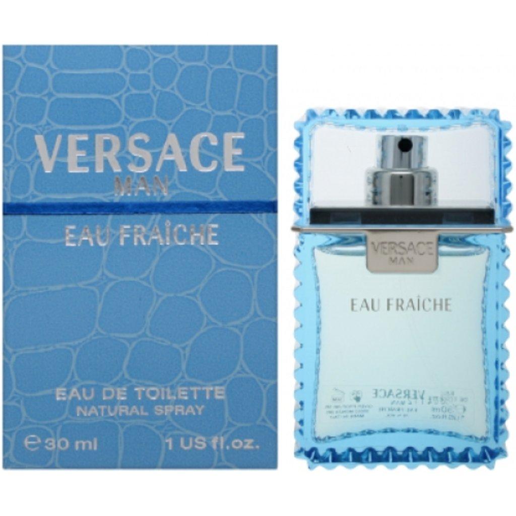 Versace: Versace Eau Fraiche Туалетная вода м 30   50   100   200ml в Элит-парфюм