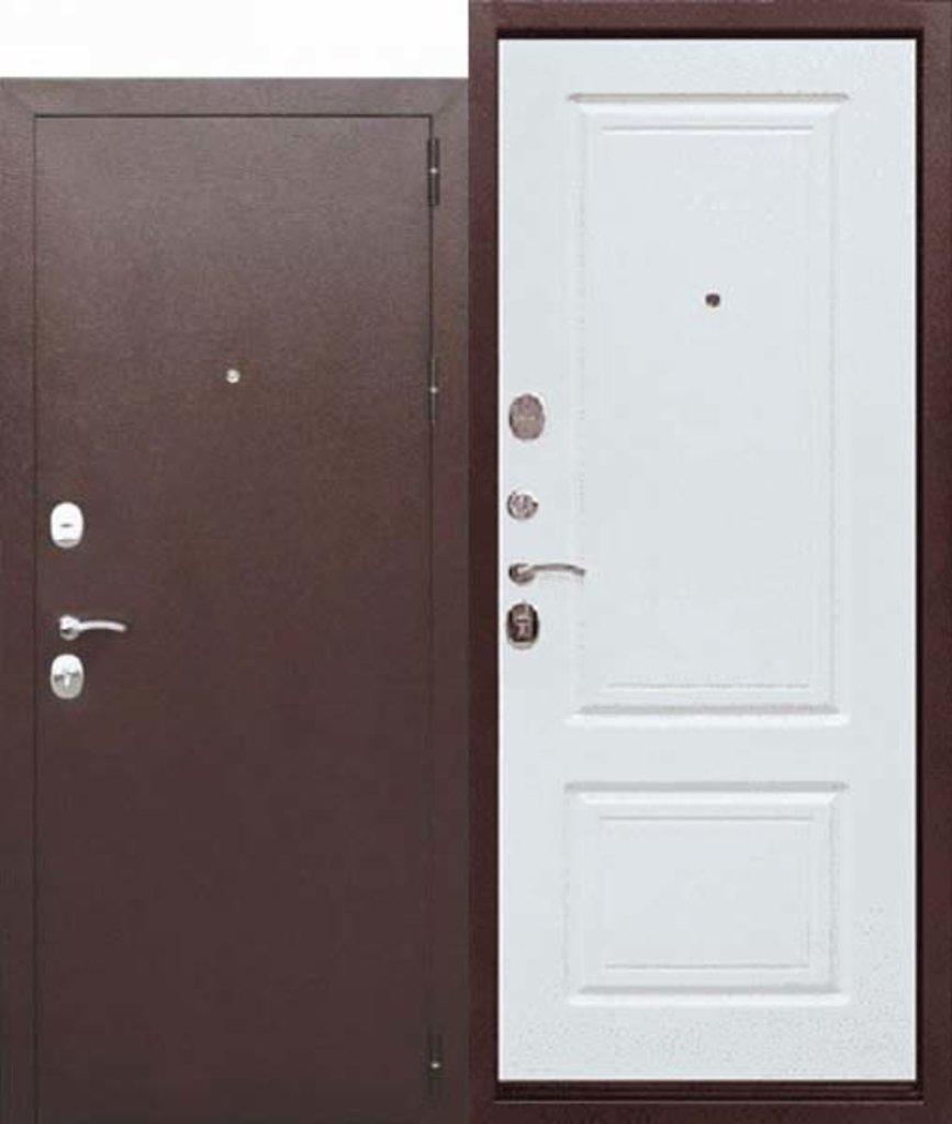 Двери завода Феррони: 10 см Толстяк РФ медный антик Белый ясень в Модуль Плюс
