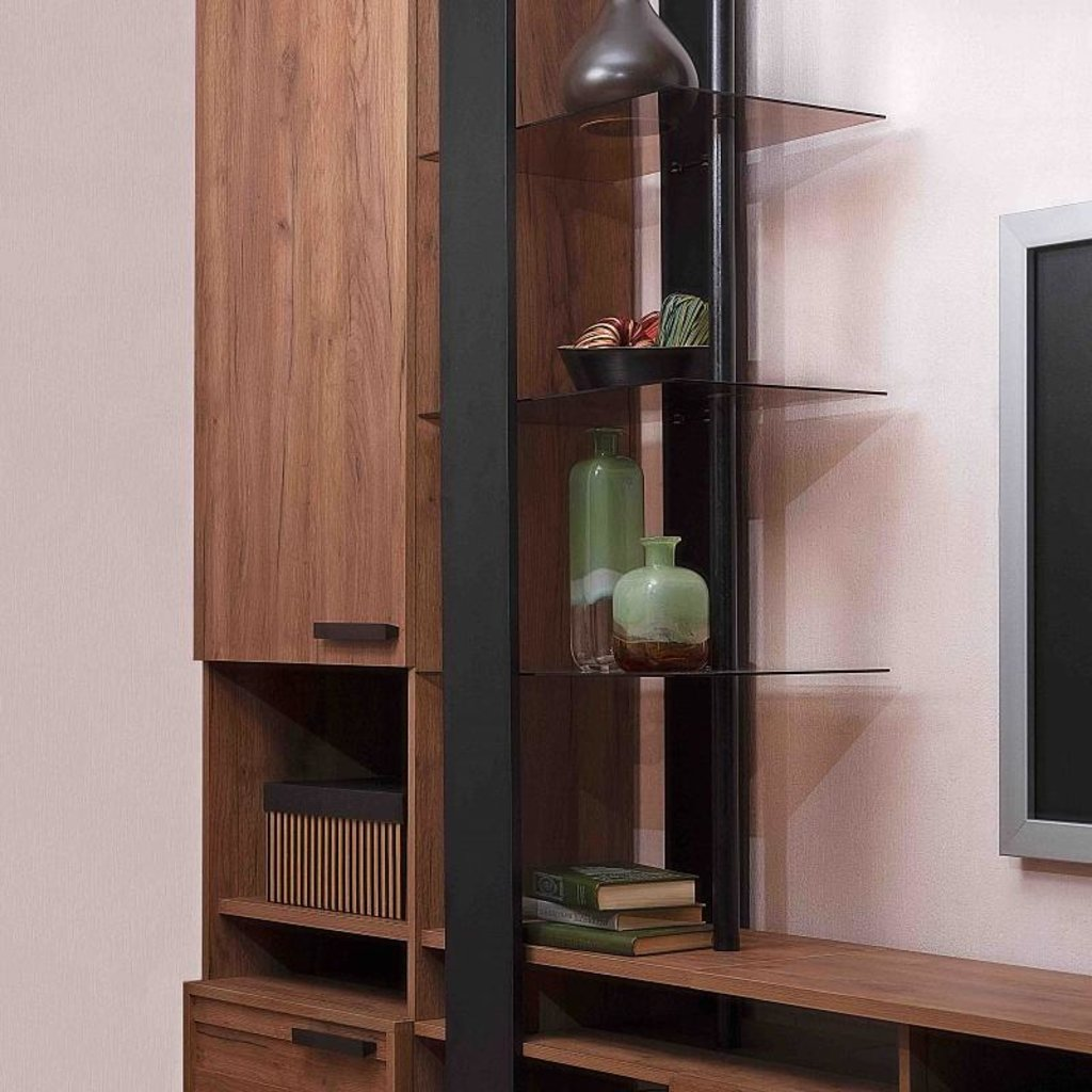 Шкафы, общие: Шкаф МЦН Nature 1 в Стильная мебель