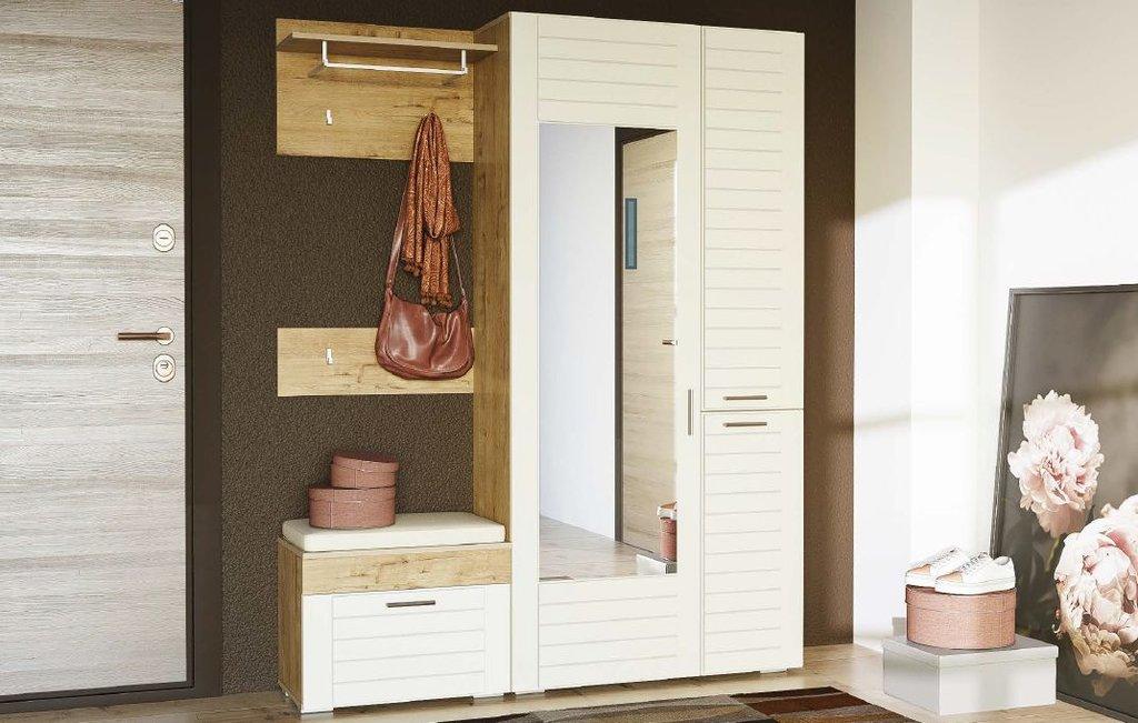 Мебель для прихожих, общее: Модульная прихожая LIVORNO в Стильная мебель