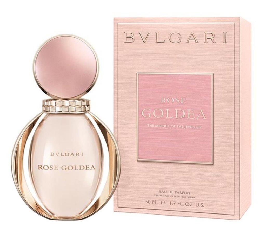Женская парфюмерная вода Bvlgari: Bvlgari Rose Goldea Туалетная вода вода edt ж 25 ml в Элит-парфюм