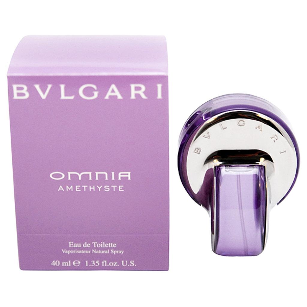Bvlgari: Bvlgari Omnia Amethyste Туалетная вода edt ж 40 | 25 ml ТЕСТЕР в Элит-парфюм