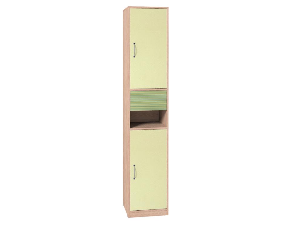 Детские шкафы и стеллажи: Шкаф МЦН Калейдоскоп 8 в Стильная мебель