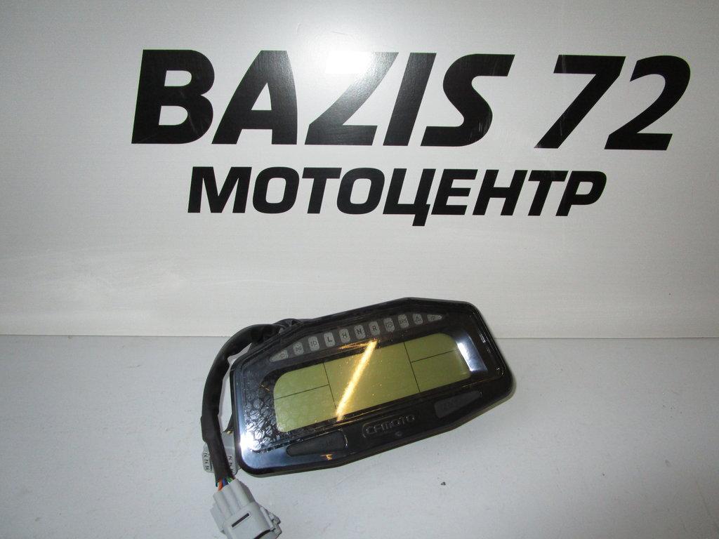 "Запчасти для техники CF: Панель приборов ""черно-белая"" X8 CF 7020-170110-1000 в Базис72"