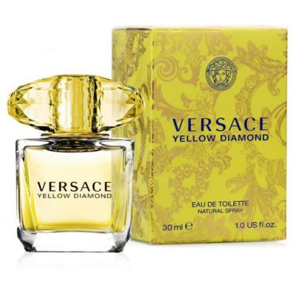 Женская туалетная вода Versace: Versace Yellow Diamond edt 30   50   90ml в Элит-парфюм