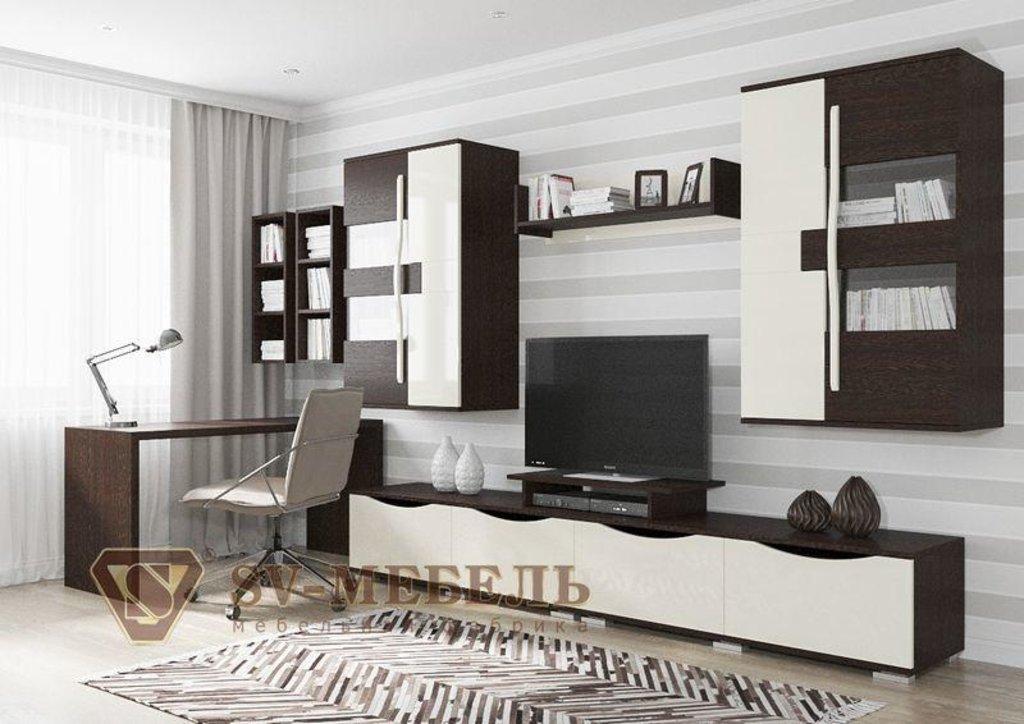 Мебель для гостиной Нота-26: Витрина малая Нота-26 в Диван Плюс