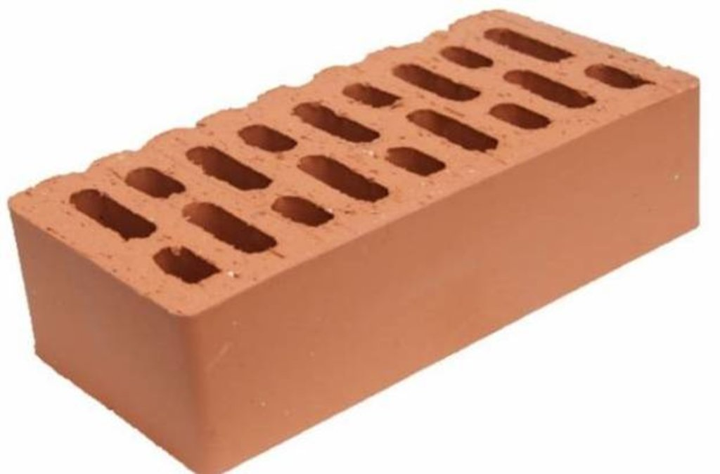 Стеновые блоки: Кирпич М125 строительный пустотелый  (ЛКЗСМ) в 100 пудов