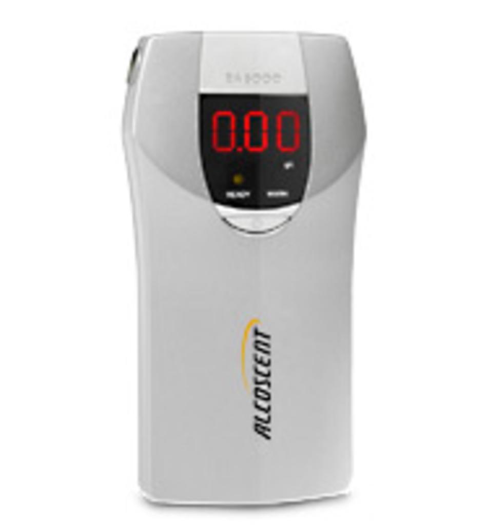 Алкотестеры: DA-5000 в Техномед, ООО