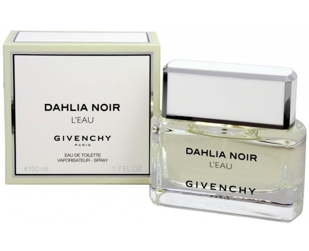 Givenchy: Givenchy Dahlia Noir L eau edt 50 ml в Элит-парфюм