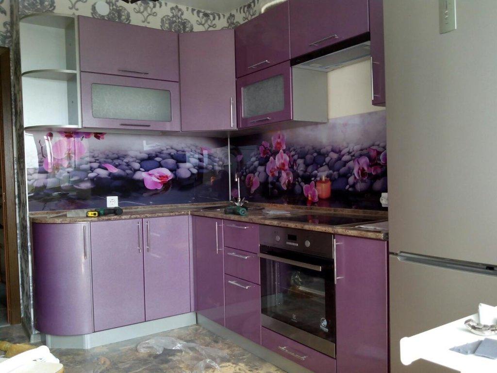 Кухни: Кухня 17 в Квадра Мебель