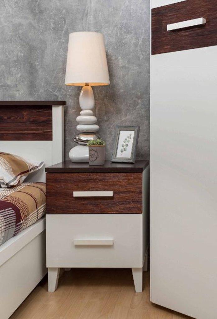Мебель для спален, общее: Тумба прикроватная Норвуд 41 в Стильная мебель