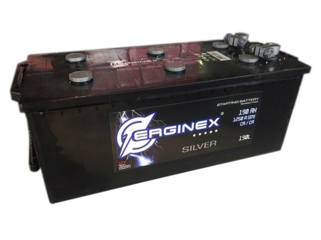 ERGINEX: ERGINEX 12V 190 Ah в БазаАКБ