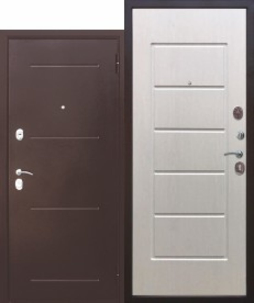 Двери завода Феррони: 7,5 см Garda Белый ясень в Модуль Плюс