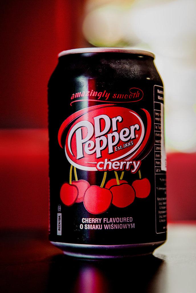 НАПИТКИ: Dr.pepper в Leggo burger