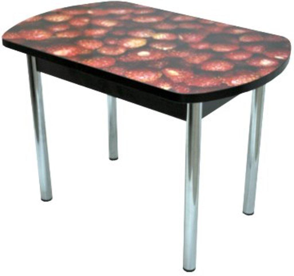 Столы кухонные: Европейский ФОТОПЕЧАТЬ, ПВХ в Ваша кухня в Туле