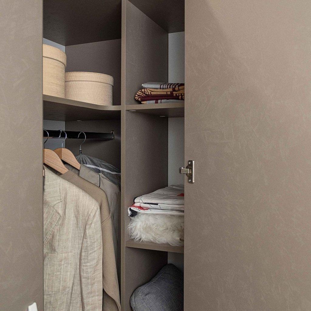 Мебель для спален, общее: Шкаф угловой Brownie 156 в Стильная мебель