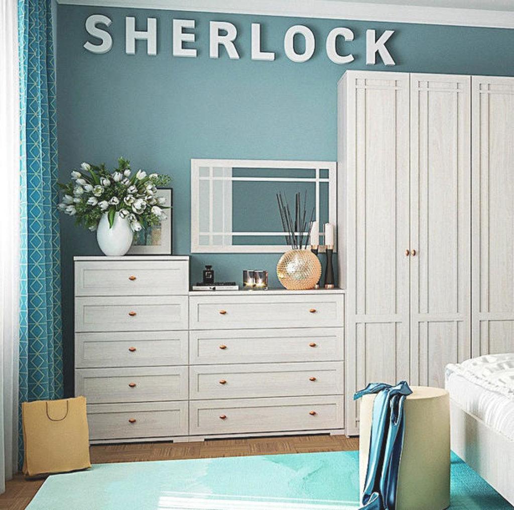 Комоды для дома: Комод Sherlock 65 в Стильная мебель