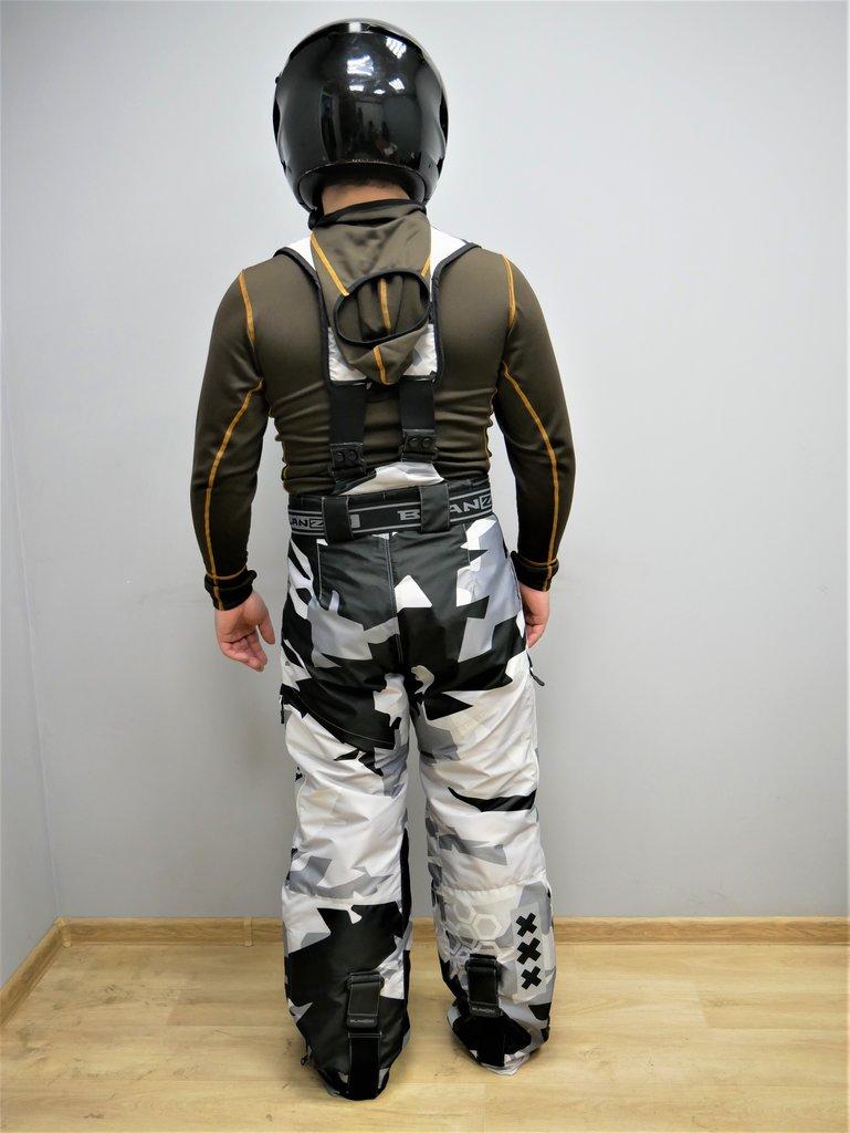 Экипировка и аксессуары: Зимний облегченный костюм Power yellow в Базис72