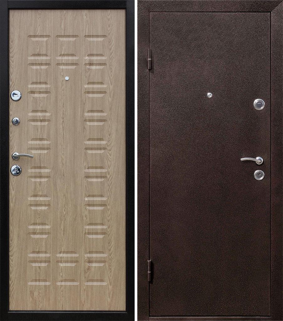 Двери Йошкар: Входная металлическая дверь Йошкар Карпатская ель в Модуль Плюс